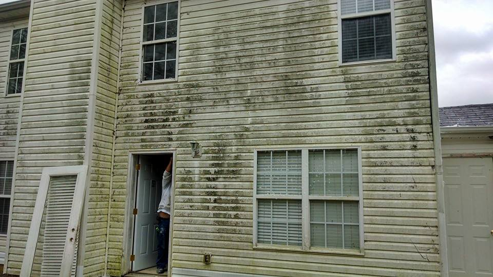 Vinyl Siding Pressure Washing Cotswold, NC
