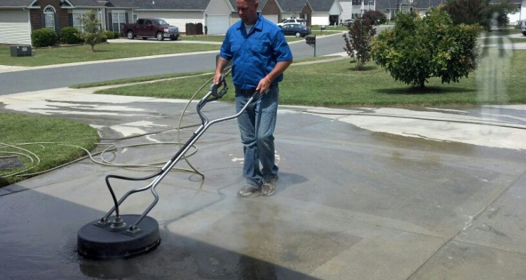 Concrete Pressure Washing Hickory Grove, NC
