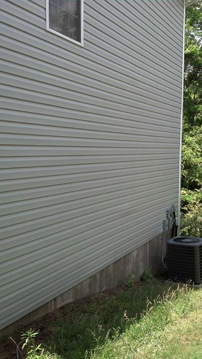 Exterior Home Pressure Washing Oakdale, NC