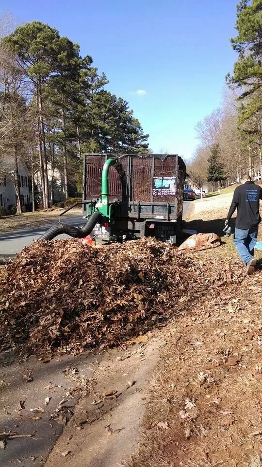 Fall Leaf Disposal Fort Mill, SC